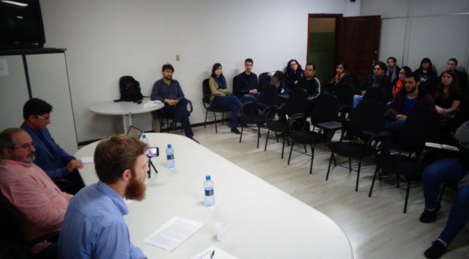 O Debate sobre a regulamentação profissional: o caso da História – Lucas Sacht